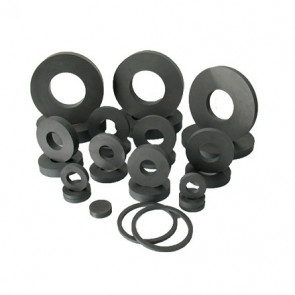 Ferrit ring magneter