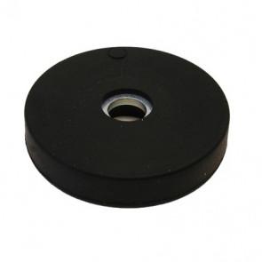 Gummimagnet - cylinderboring