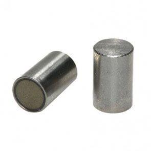 SmCo stangmagnet i helstøbt stålkappe