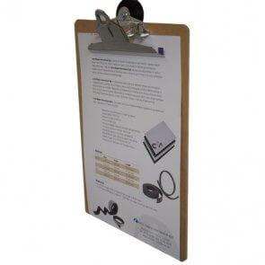 Clipboard med magnet