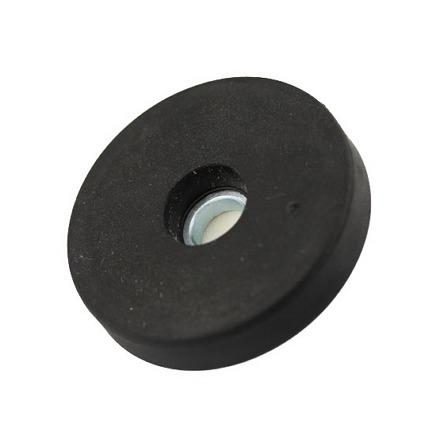 Gummimagneter - klæb / hul
