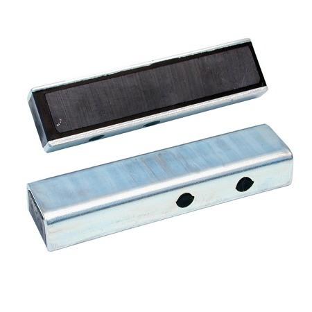 Magnetbeslag til døre - zink Type A